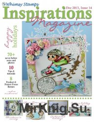 Whimsy Stamps Inspirations Magazine - Issue14