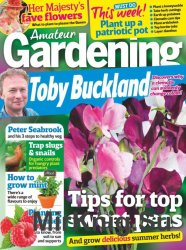 Amateur Gardening 11 June 2016