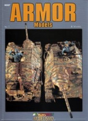 Armor Models (Panzer Aces №07)