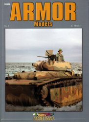Armor Models (Panzer Aces №08)