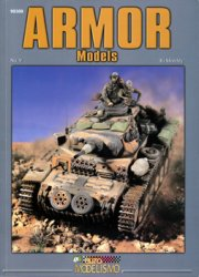 Armor Models (Panzer Aces №09)