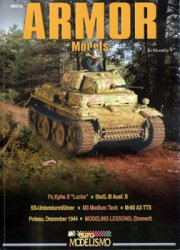 Armor Models (Panzer Aces №15)