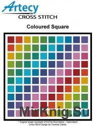 Coloured Square (Artecy Cross Stitch)