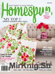 Australian Homespun April 2014