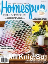 Australian Homespun March 2014