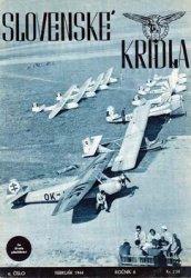 Slovenske Kridla 1944-02