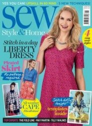 Sew Style & Home №80 2016