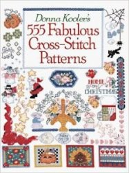 Donna Kooler's 555 Fabulous Cross-Stitch Patterns 1996