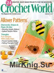 Crochet World February 2014