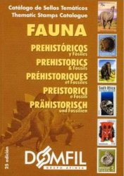Thematic Stamp Catalogue - PREHISTORICS [25th Ed.]