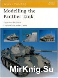 Osprey Modelling 30 - Modelling the Panther Tank