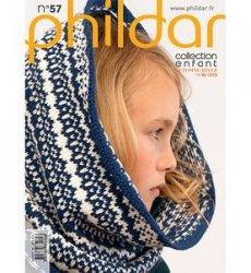 Phildar Enfants №57 2011-2012
