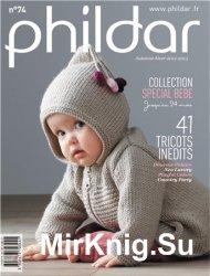 Phildar №74 2012