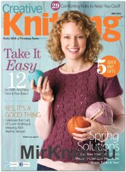 Creative Knitting May 2012