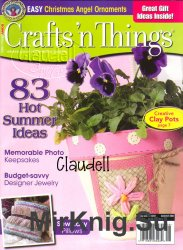 Crafts'n Things August 2007
