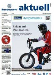 Bundeswehr aktuell №22 от 06.06.2016