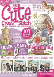 Cute Cross Stitch Magazine Spring 2014