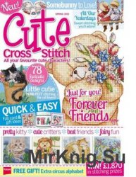Cute Cross Stitch Magazine Spring 2013
