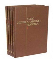 Атлас Анатомии человека в 4-х томах
