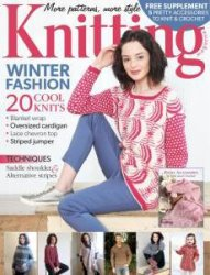 Knitting Magazine - February 2015