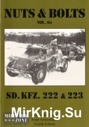 Nuts & Bolts Vol 04 - Sd.Kfz. 222 & 223
