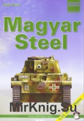 Mushroom Green series 4101 Magyar Steel Hungarian Armour in WW 2