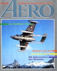 Aero: Das Illustrierte Sammelwerk der Luftfahrt №189