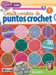 Guia De Puntos Crochet Nª6 2014