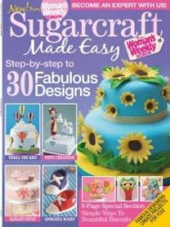 Woman's Weekly Sugarcraft - May 2015