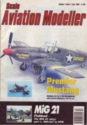 Scale Aviation Modeller №07 1995