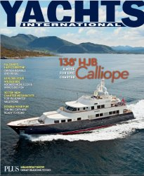 Yachts International №1 2011