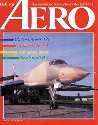 Aero: Das Illustrierte Sammelwerk der Luftfahrt №191