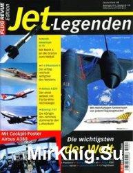 Jet-Legenden (Flug Revue Edition)