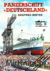 Marine-Arsenal 006 - Panzerschiff Deutschland