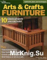 Fine Woodworking Arts and Crafts Furniture Spring 2015
