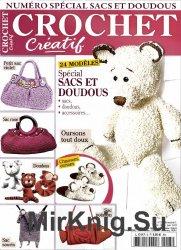 Crochet creatif Avril-Juin 2012