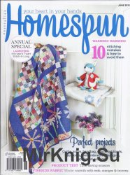 Australian Homespun June 2013