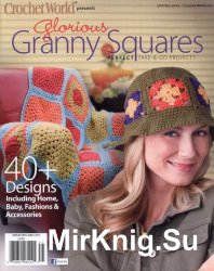 Crochet World presents Granny Square