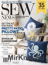 Sew News June / July 2015