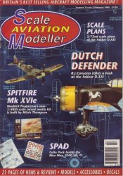 Scale Aviation Modeller №02 1996