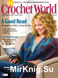 Crochet World  February 2013