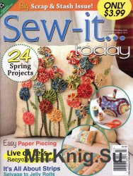 Sew-it Today February/March 2013