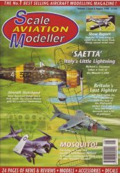 Scale Aviation Modeller №08 1996