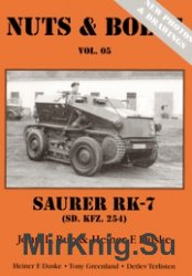 Nuts & Bolts Vol 05 - Saurer RK.7 (Sd.Kfz.254)