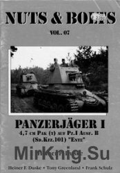 Panzerjager I (Nuts & Bolts Vol.07)