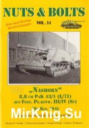 """Nashorn"" 8.8cm Pak 43/1 (L/71) (Nuts & Bolts Vol.14)"
