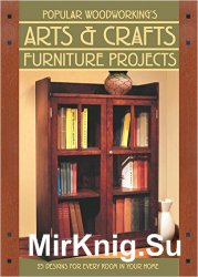 Arts & Crafts Furniture Projects (2008)