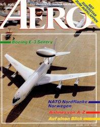 Aero: Das Illustrierte Sammelwerk der Luftfahrt №195