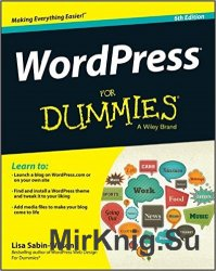 WordPress For Dummies, 6th ed.