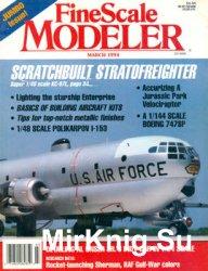 FineScale Modeler 1994-03